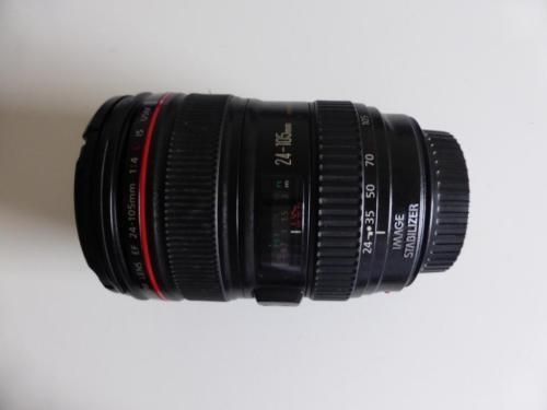 Reparatur Canon EF 24-105 mm Error 01, Error 99, Flexkabel